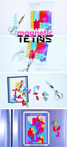 Tetrific A Printable Magnetic Tetris Puzzle For Kids Tetrific A Printable Magnetic Tetris Puzzle For Kids Tetrific Printable Tetris Puzzle For Kids A Geometry Game Your Kids Will Love Tetrific A Printable Magnetic Tetris Puzzle For Kids Babble Dabble Do Creative Activities For Kids, Creative Kids, Craft Activities, Diy For Kids, Crafts For Kids, Children Crafts, Steam Activities, Family Activities, Science Projects