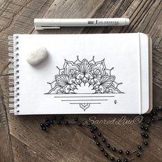 . Соскучилась я по своему 'Кочевнику' Заказная половинчатая мандала P.S. инструменты: скетчбук Кочевник и линер #marvy 0.5, всё от друзей @centre.77 . . #kleinekanzler #sacredline #meditationgraphic_sacredline #art #artist #tattoo #tattooartist #sketch #sketchbook #graphic #blackwork #blackworkers #mandala #mandalas #zendala #zentangle #zia #meditation #медитация #эскиз #тату #татуэскиз #мандала #зентангл #графика