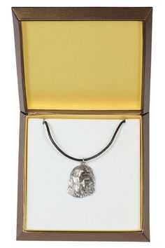 NEW Dogue de Bordeaux dog necklace in casket by ArtDogshopcenter Yorkshire Terrier, Cairn Terrier, Bull Terrier Dog, Hound Dog, Basset Hound, Boston Terrier, Yorkie, Chihuahua, Pekingese