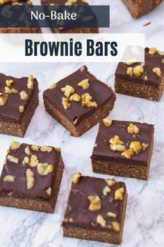 No Bake brownies will become your new favorite. They are easy to make, oh so delicious chocolatey and have the perfect chewy, fudgy texture. It requires just 15 minutes and 8 ingredients. Egg Allergy, Eggless Baking, No Bake Brownies, Brownie Bar, Brownie Recipes, Spice Things Up, Baking Recipes, Oven, Curry