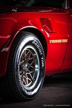 1978 Pontiac Firebird Trans Am Appreciated by Motorheads Performance www.musclecarssanantonio.com