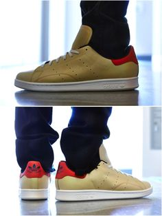 newest collection 359d7 de6e5 On-Foot Look    Mark McNairy x The Fourness x adidas Stan Smith