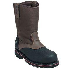Wolverine Boots Men's 10309 Drillbit Steel Toe EH Wellington Boots