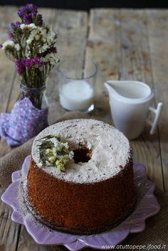 Chiffon cake o fluffosa semi integrale alla vaniglia http://www.atuttopepe.ifood.it/2017/06/fluffosa-semi-integrale-alla-vaniglia.html