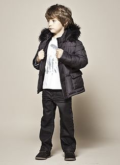 Collection IKKS Junior Boys - Automne/hiver 2012-2013