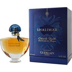 Guerlain Shalimar Ode A La Vanille sur la route du Mexique, Limited Edition, 1.7 Ounce Guerlain