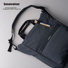 innovator 2wayトートバッグ INB-101 Vanlig(ヴァンリグ)シリーズ #innovator #イノベーター #北欧 #sweden #スウェーデン #bag #2way