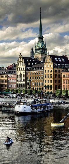 Stockholm, Sweden http://ecameraeffects.com/be-better-photographer/