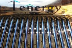 Panou solar apa calda nepresurizat 150 litri - cu automatizare