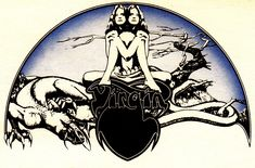 Virgin Records blue label Virgin Records, Label Design, Darth Vader, Roger Dean, Fictional Characters, Image, Logo, Blue, Logos