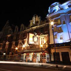 Lyric Theatre - 29 Shaftesbury Avenue, W1D 7ES
