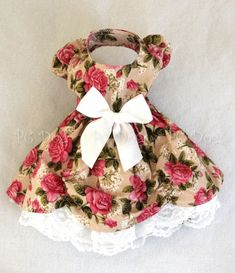 Summer Roses Dress - 28.99