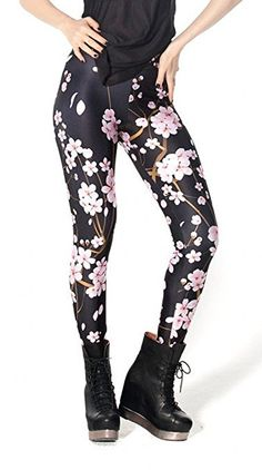 3cbf25b5b7910 Dasbayla Women Stretch Fadeless Galaxy Print Leggings Tight Pants One Size  Please check other sellers who