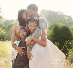 (Mindy Harris) I amazed by her ability to capture such relaxed and heartfelt family photos.