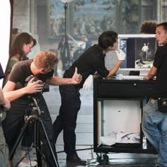 Erwin Olaf - Watch this video of the making of a 21st Century artistic interpretation of the Relief of Leiden (3 October 1574) by photographer Erwin Olaf.