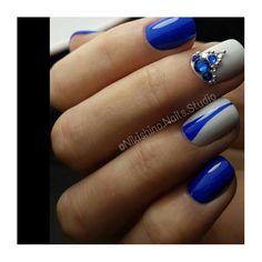 Glam en azul