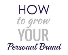 Building a personal brand is an essential part of marketing and developing your business. It is the image that you showcase to the world Building A Personal Brand, Personal Branding, Brand You, Create Yourself, Marketing, Tips, Business, Image, Advice