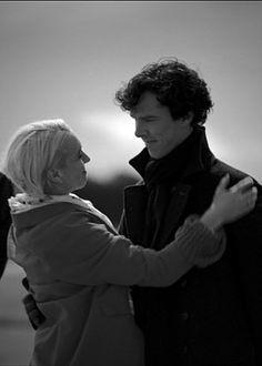 Sherlock and Mary, Sherlock season 3, His Last Vow