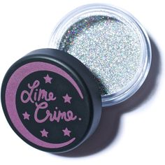 Lime Crime Zodiac Eyeshadow-Ophiuchus ($13) ❤ liked on Polyvore featuring beauty products, makeup, eye makeup, eyeshadow, beauty, eyes, fillers, mineral eye shadow, glitter eye makeup and glitter eye shadow