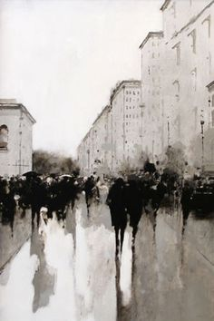 City Line, by Geoffrey Johnson.