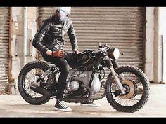 デンマークのカスタムビルダー Relic Motorcycles