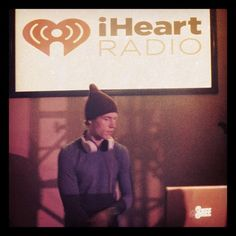 DJ Skee spinning at iHeartRadio Live: After Hours at The Buzzmedia Purevolume House presented by iHeartRadio #SXSW