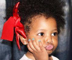 kid natur, nail polish, teamnaturalhair curlygirlsrock, children hair, natur hair, noly naturalhair, natur beauti, babi, kid hair