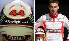 Lewis-helmet-tribute-and-Jules-Bianchi-Hungary 2015
