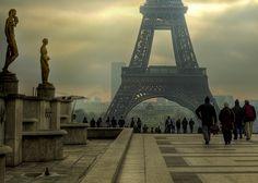 Suspiro sempre que vejo uma foto de Paris. Essa é perfeita!