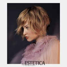 Hair: Raffel Pages  Photo: S. Jasanada  Tratto da: Estetica Hair Magazine