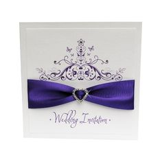 Pocketfold Wedding Invitations - Mademoiselle | Handmade Wedding Invitations