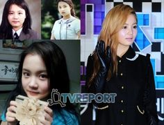 Photos from before and after Lee Hi's debut receive attention