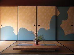 唐紙の木版は江戸時代から ...