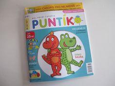Puntík. Časopis pro nejmenší děti - Knihy dětem