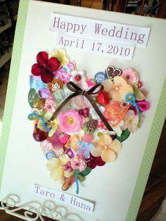 ウェルカムボード アイデア - Google 検索 Reception Decorations, Photo Booth, Paper Flowers, Bouquet, Frame, Happy, Cards, Design, Naver