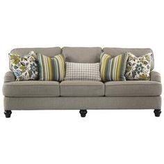 Ashley Furniture Hariston - Shitake Sofa
