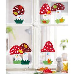 Stuff maker First slicing mushrooms JAKO-O, craft set for 6 pieces Cheap Fall Crafts For Kids, Easy Fall Crafts, Diy Crafts To Do, Kids Crafts, Crochet Hedgehog, Hobbies For Kids, Paper Cards, Craft Kits, Handicraft