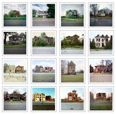 kevin bauman 100 abandoned houses - Google zoeken