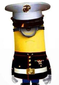 Marine Corps Minions! :-)
