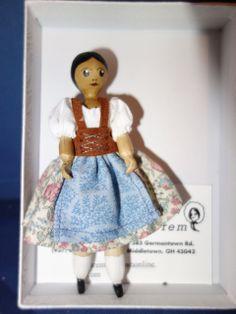 Orem Wood Doll