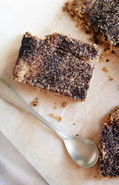 Snickerdoodle Shortbread Bites