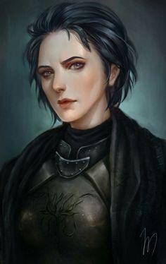 Asha Greyjoy by Ha My Dinh