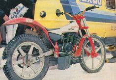 Merlin Merlin, Motos Trial, Trial Bike, Cafe Racers, Trials, Spin, Badass, Motorcycle, Classic