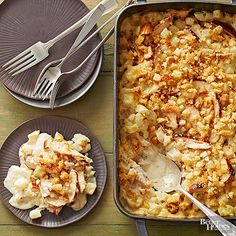 Make this delicious casserole tonight for dinner. This chicken casserole is packed with tons of cheesy flavor everyone will love. This dish is great for a quick and easy weeknight meal or a great potluck dish to bring to a fun gathering.