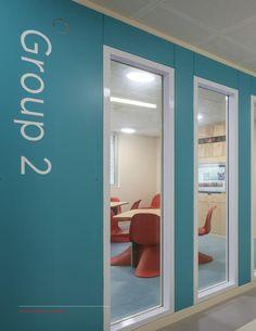 Seattle Children's Hospital Behavior Health Unit, Seattle WA : ZGF : Corridor
