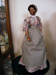 "Gone With the Wind ~ ""PRISSY"" Doll ~ By The Franklin Mint ~ 1993 #FranklinMint #Doll"