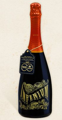 Limited Edition...champagne style beer!