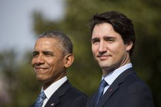 And Canada Agree On Methane Emissions Cut Ahead Of Trudeau's Visit U. And Canada Agree On Methane Emissions Cut Ahead Of Trudeau's VisitU. And Canada Agree On Methane Emissions Cut Ahead Of Trudeau's Visit Trudeau Canada, List Of Actors, Presidente Obama, Paris Climate, Power Of Social Media, Canadian History, Climate Action, Justin Trudeau, Michelle Obama