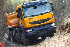 The RENAULT KERAX XTREM comes to Europe - truck Editions