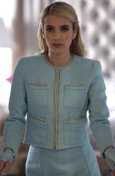 Chanel Oberlin in Scream Queens S01E01